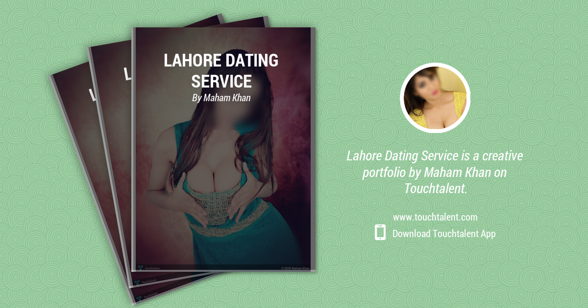 Fantastic Call Girls Service In Lahore by Maham Khan
