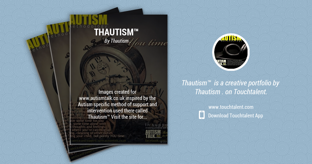 Albert Einstein, Thautism by Thautism .